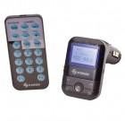 Transmisor de audio FM entrada USB/SD/AUX conecta en encendedor auto – MP3 052