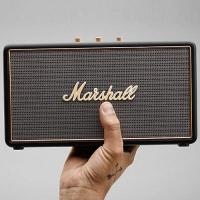 Parlante Marshall Stockwell Parlante Marshall Stockwell bluetooth portátil 1